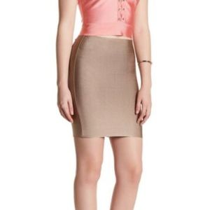 WOW COUTURE Bandage Bodycon Skirt